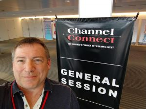 Dave at Channel Connect